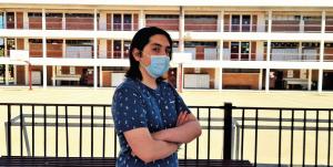 """Estudiante del Liceo Mixto Bicentenario Los Andes ganó concurso de microcuentos en inglés """"Spill the Ink"""""""