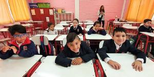 Alimentación, salud y textos escolares entre los beneficios para los niños que cursan prekinder