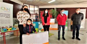 Apoderados de prekinder del Liceo Mixto San Felipe valoran positivamente beneficios del programa Rincón de Juegos