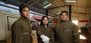 Estudiantes y apoderados hacen positiva evaluación de la plataforma Puntaje Nacional implementada por el Liceo Mixto