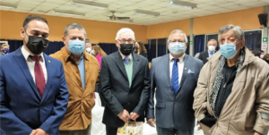 Liceo Mixto realizó emotiva ceremonia de despedida al profesor Modesto Montenegro González