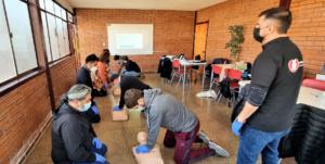 Liceo Mixto adquirió ocho desfibriladores para sus cinco establecimientos de Los Andes y San Felipe